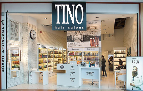 Tino Hair Salon Paradise Mall
