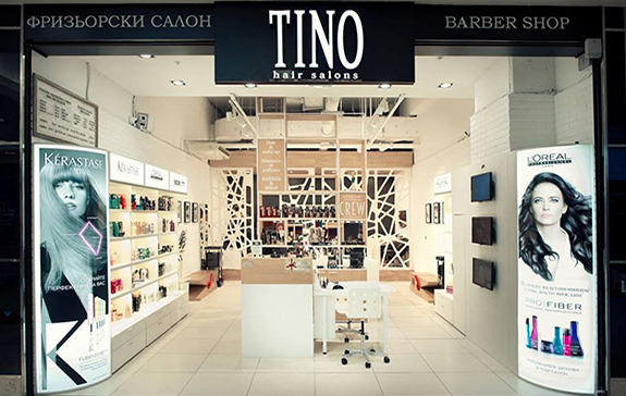 Tino Hair Salon Serdica Center